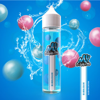Bubblegum By My E liquids Slushie 50ml Shortfill