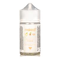 Peachy Peach By Naked 50ml Shortfill