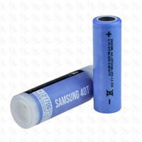 Samsung 40T 21700 Battery