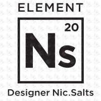 NS20 Nic Salt Shot By Element