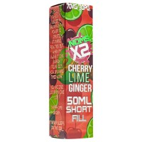 X2 Cherry Lime Ginger By Nomenon 50ml Shortfill