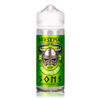 Sour Apple Candy By Norseman and Sons 100ml Shortfill