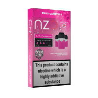 Pukka Juice Pre-filled Pods For the NZO Pod Kit 3 Pack 10mg