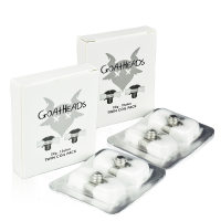 Goat Head Coil Pack By Ohmboy x Grimm Green