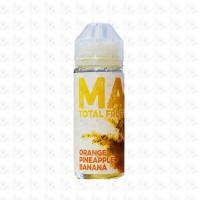 Orange Pineapple and Banana By Mash TFE 100ml 0mg