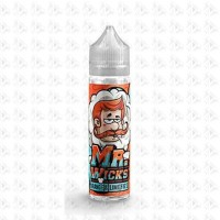 Orange and Lime Fizz By Mr Wicks 50ml 0mg