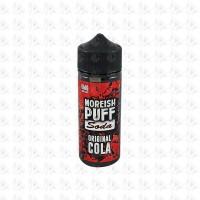 Original Cola By Moreish Puff Soda 100ml 0mg