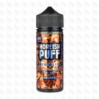 Original By Moreish Puff Tobacco 100ml 0mg