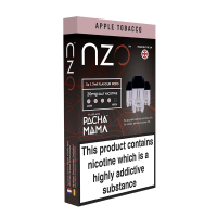 Pacha mama Pre-filled Pods For the NZO Pod Kit 3 Pack 20mg