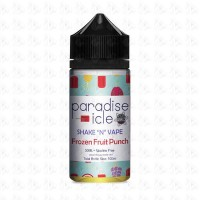 Frozen Fruit Punch By Paradise icle 50ml Shortfill