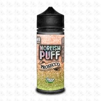 Pear By Moreish Puff Prosecco 100ml Shortfill