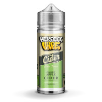 Cloudy Apple Cider By Perfect Vape Cider 100ml Shortfill