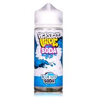Blue Rasp By Perfect Vape Soda 100ml Shortfill