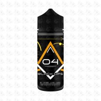 Pineapple By Black Ops 100ml Shortfill