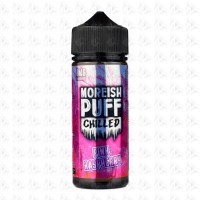 Pink Raspberry By Moreish Puff Chilled 100ml Shortfill