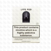 Lyfe Replacement pod pack by Augvape x Flawless