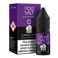 Summer Syrup By Pod Salt and Evil Cloud 10ml