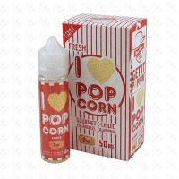 I Love Pop Corn Too By Mad Hatter 50ml 0mg