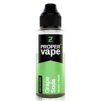 Grape Soda by Proper Vape 100ml Shortfill