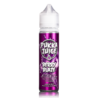 Berry Blaze By Pukka Juice 50ml Shortfill