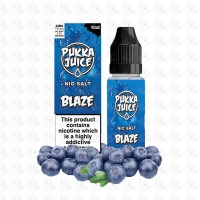 Pukka Blaze Salt by Pukka Juice 10ml 20mg