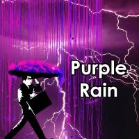 Purple Rain 10ml 50/50 By Vjuice
