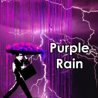 Purple Rain By Vjuice 50ml 0mg