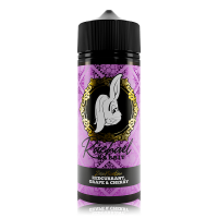 Redcurrant Grape And Cherry By Rachael Rabbit 100ml Shortfill