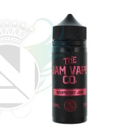 Raspberry Jam By The Jam Vape Co. 100ml 0mg