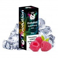 Raspberry Ice By Evolution Vaping 10ml