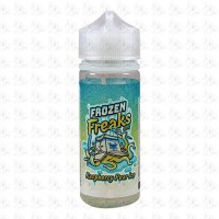 Raspberry and Pear Ice By Frozen Freaks 100ml Shortfill
