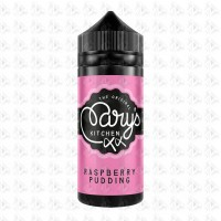 Raspberry Pudding By Marys Kitchen 100ml 0mg