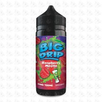 Raspberry Mojito by Big Drip 100ml Shortfill