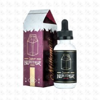 Heritage Red By Milkman 50ml Shortfill
