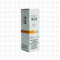 French Vanilla By Salt Nix 10ml 18mg