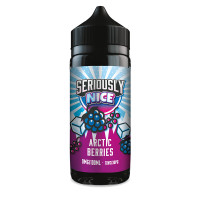 Arctic Berries Vape Juice By Seriously Nice in 100ml