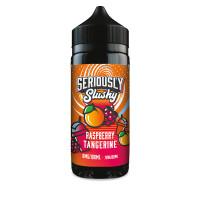 Raspberry Tangerine By Seriously Slushy 100ml Shortfill
