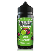 Apple Raspberry By Seriously Fruity 100ml Shortfill