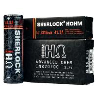 Sherlock Hohm 2 20700 Battery By Hohm Tech