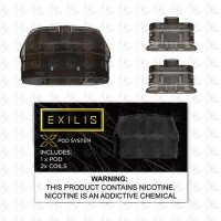 Exilis Replacement Pods By Snowwolf