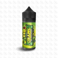 Sour Apple Refresher By Strapped 100ml Shortfill