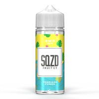 Tropical Punch By SQZD 100ml Shortfill