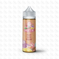 Sticky Toffee Pudding By Bakers Fog 100ml Shortfill