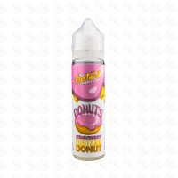 Strawberry Custard Donut By The Custard Company 50ml 0mg