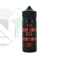 Strawberry Jam By The Jam Vape Co. 100ml 0mg