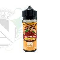 Strawberry Cookie Butter By Vaper Treats 100ml 0mg
