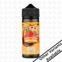 Strawberry Cookie Butter By Vaper Treats Shortfill