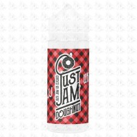 Strawberry Doughnut By Just Jam 100ml Shortfill