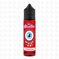 Strawberry Savage By Juice Monster 50ml Shortfill