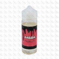 Zabba Strawberry By Ethos 100ml 0mg